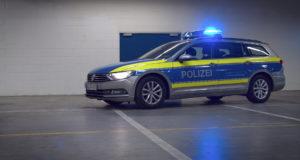 Passat B8 Streifenwagen