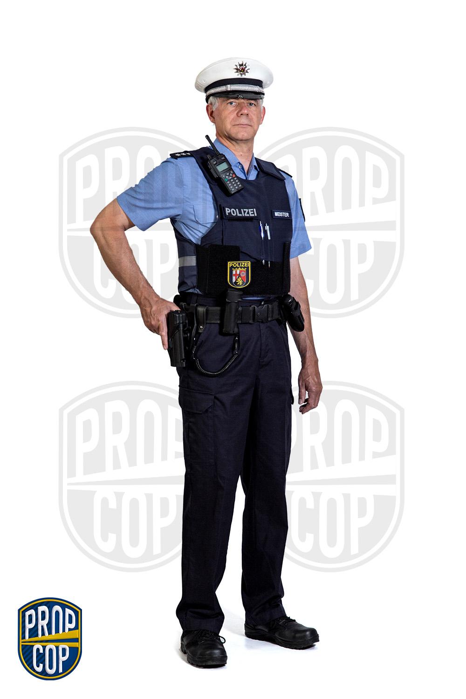 Polizeiuniform Rheinland-Pfalz