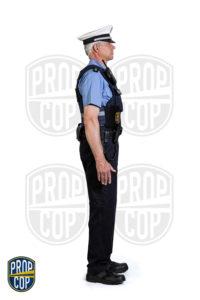 Polizist RLP seitlich