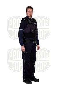 Polizist Schutzweste NRW