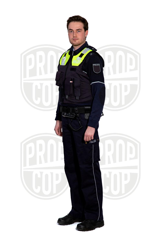 Polizei NRW Schutzweste