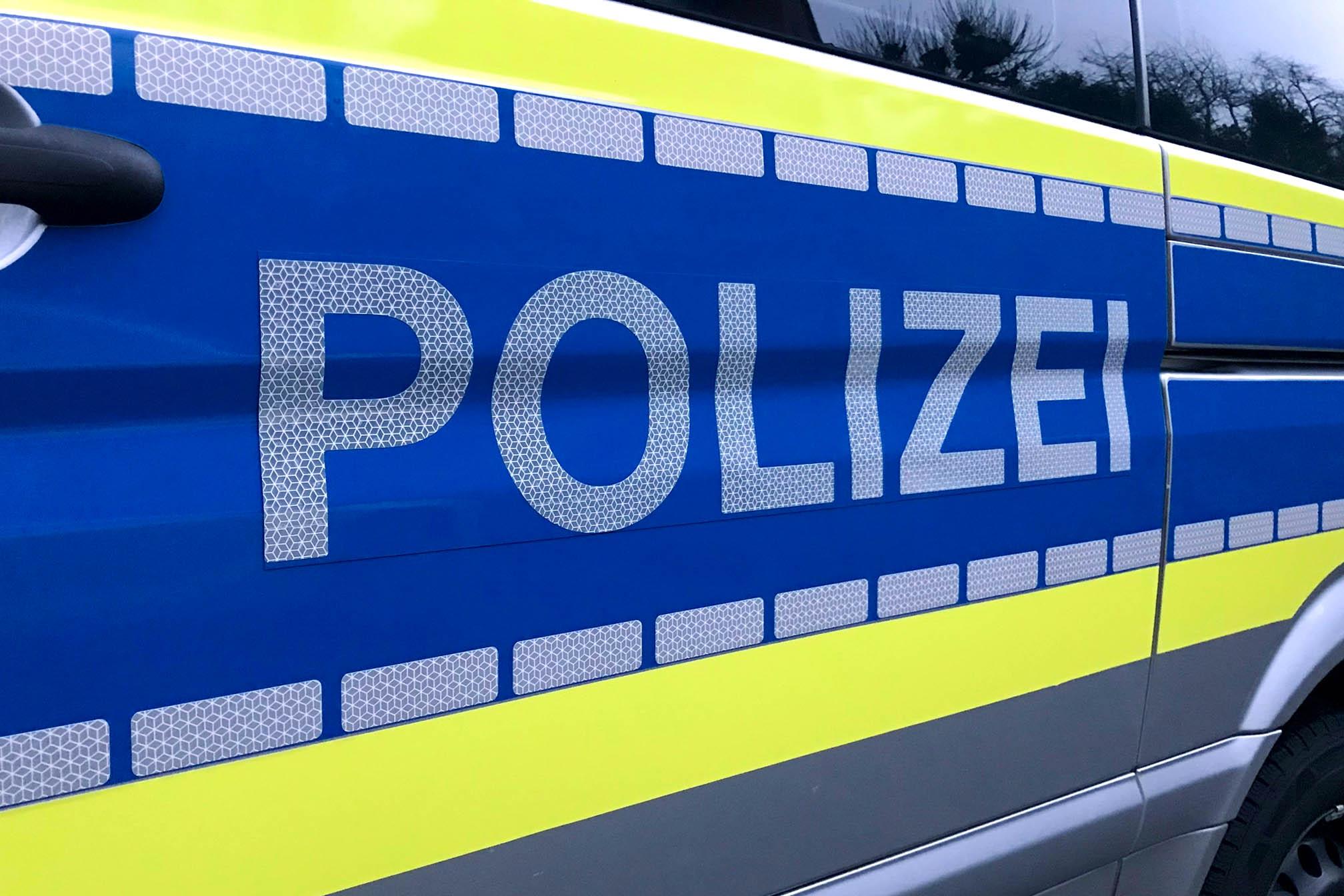 Vermietung von Polizeiautos