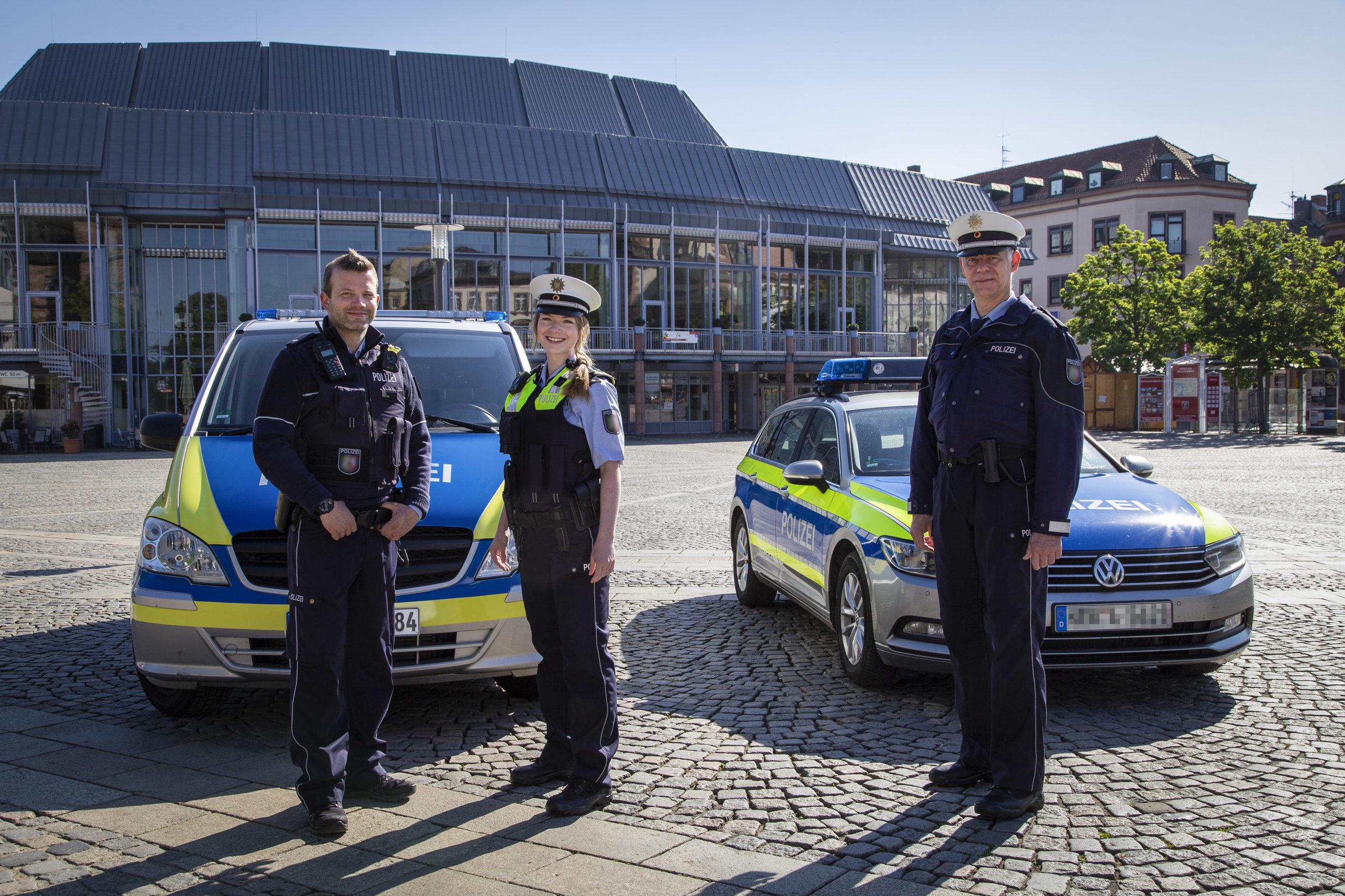 Filmpolizei in Bonn