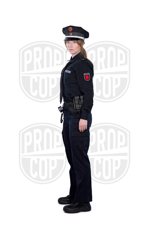 Polizeiuniform Niedersachsen
