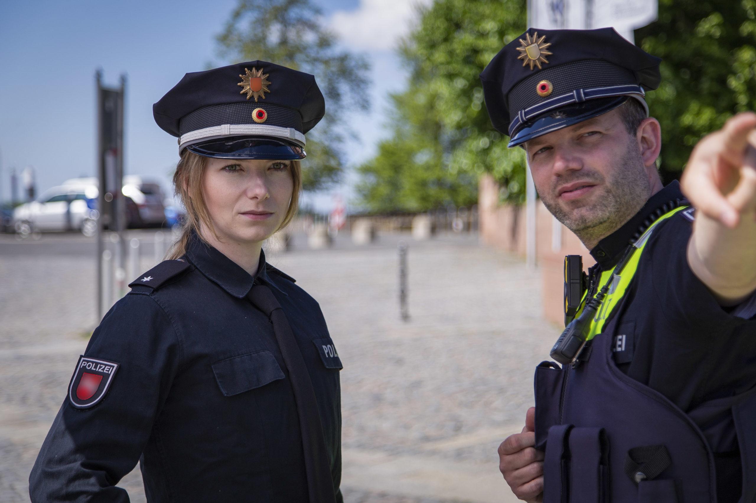 Polizistin Niedersachsen