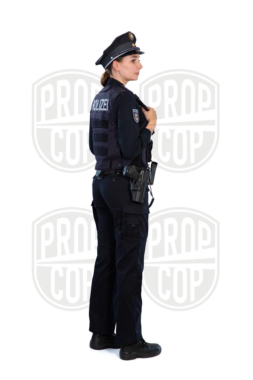 Polizeiuniform Nord Mecklenburg vorpommern